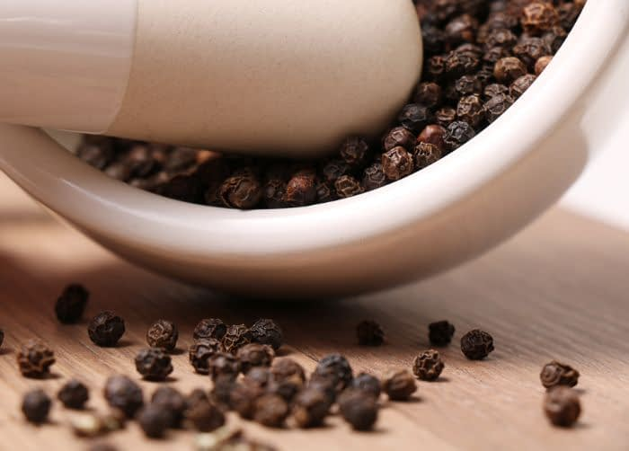 Black Pepper and Piperine