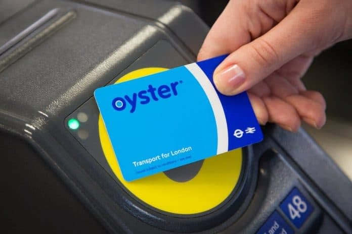 60 Plus Oyster Card for best life